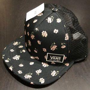 Vans women's beach bound Snapback Hat